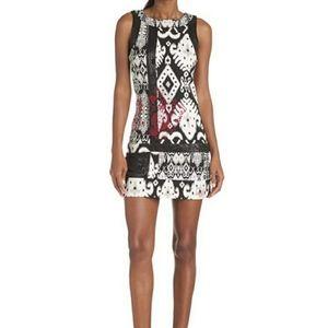 Desigual Analba mixed print sheath dress 6